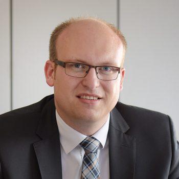 Marc Hüchtker ist Steuerberater bei der TKK Treuhand in Warendorf